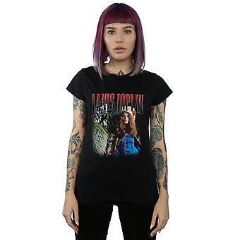 Janis Joplin Women's Baron Homage T-Shirt