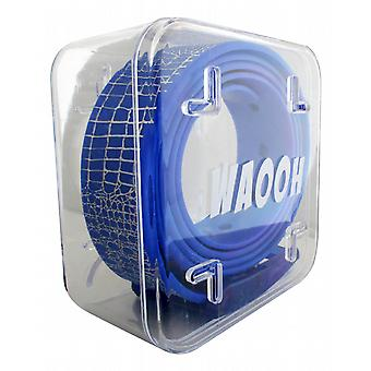 Waooh - Belt Plastic Waooh Blue / Silver