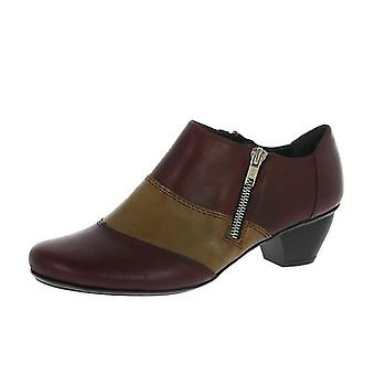 Rieker 47674-35 Shoes Red
