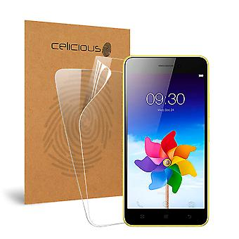 Celicious Vivid Invisible Screen Protector for Lenovo S60 [Pack of 2]