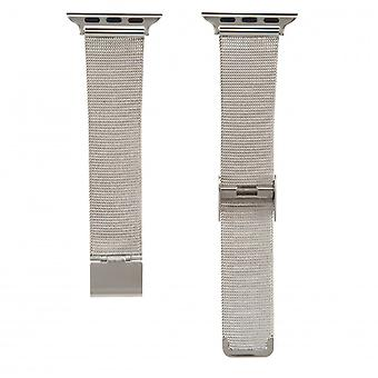 HAMA strap Milanaise Apple Watch, Silver 38 mm