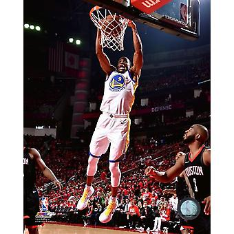 Andre Iguodala 2017-18 Playoff Action Photo Print