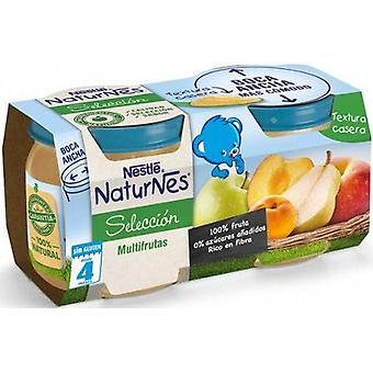Nestlé Multifruit porridge 2x200 g (Childhood , Healthy diet , Pots)