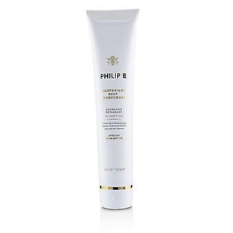 Philip B Lightweight Deep Conditioner - # Classic Formula (Hydrating Detangler - All Hair Types) - 178ml/6oz