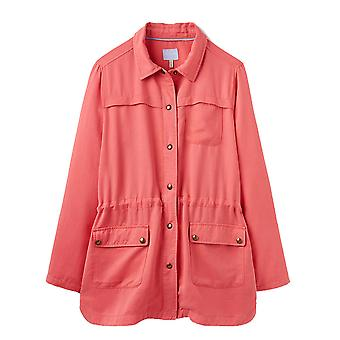 Joules Cassidy Safari Jacket Red Sky