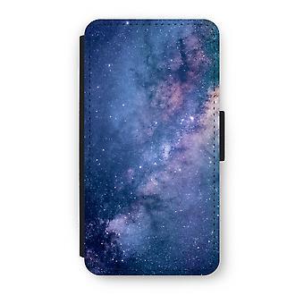 iPhone XS Flip Case - Nebula