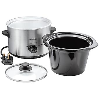 Juge Electricals, Slow Cooker, 1,5 Litre