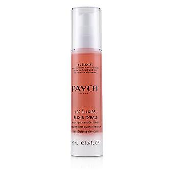 Payot Elixir D'Eau Hydrating Thirst-Quenching Serum (Salon Size) - 50ml/1.6oz
