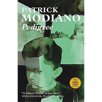 Pedigree by Patrick Modiano - Mark Polizzotti - 9780857054937 Book
