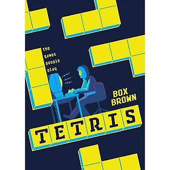 Tetris by Box Brown - 9781626723153 Book