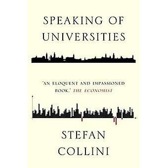 Speaking of Universities - 9781786631398 Book