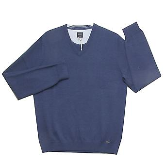Olymp Sweater 0160 13 Blue