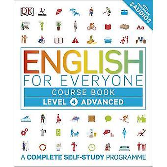Inglese per tutti corso libro livello 4 avanzato - un completo Self-St
