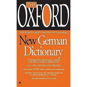Oxford New German Dictionary by Oxford University Press - 97804252167