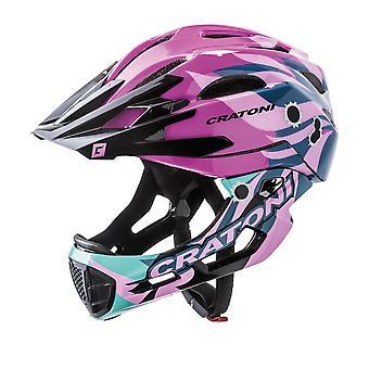 CRATONI C-Maniac Pro Fahrradhelm // pink