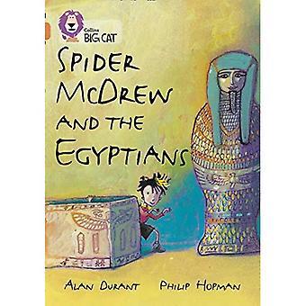 Spin-McDrew en de Egyptenaren: Band van 12 fase 5, Bk. 2 (Collins Big Cat)