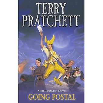 Going Postal: (Discworld roman 33) (Discworld romans)