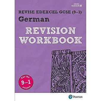 REVISE Edexcel GCSE (9-1) German Revision Workbook: For the 9-1 Exams (Revise Edexcel GCSE Modern Languages 16)