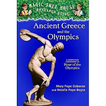 Antigua Grecia y los Juegos Olímpicos: un compañero de no ficción a la hora de los Juegos Olímpicos (guías de investigación casa de árbol mágica (Pb))