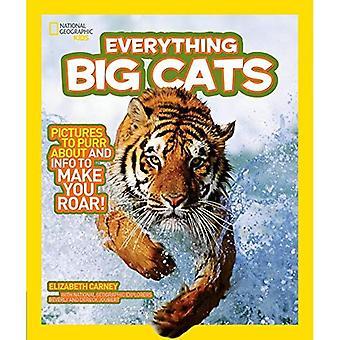National Geographic kinderen alles grote katten: afbeeldingen tot Purr over en Info om u te laten brullen!
