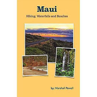 Maui vandring, vattenfall och stränder