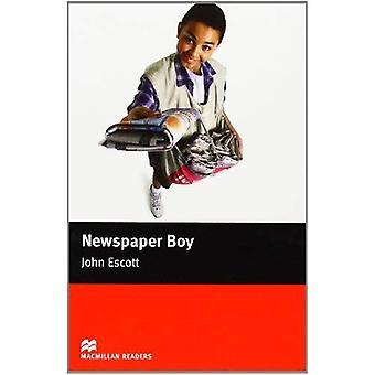 Zeitungsjungen: Anfänger (Macmillan Leser)