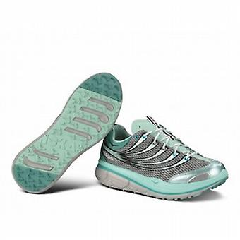 Kailua Trail Running Shoes gris / azul claro / blanco para mujer