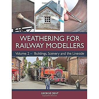 Intemperie para modelistas ferroviarios