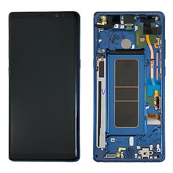 Display LCD complete set GH97-21065 B blue for Samsung Galaxy touch 8 N950 N950F