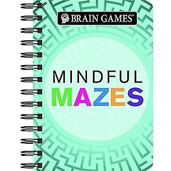 Mini Brain Games Mindful Mazes