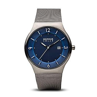 Bering Analog quartz men with stainless steel strap 14440-007