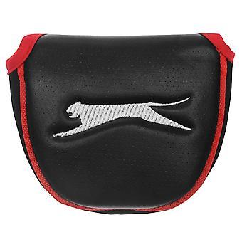 Slazenger Unisex Deluxe Mallet Putter Head Cover