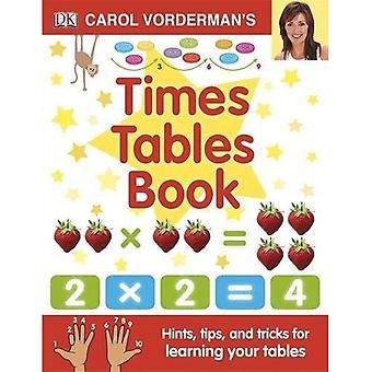Carol Vordermans gånger tabeller bok (Made Easy)
