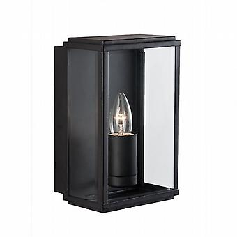 Searchlight Outdoor Lights 8204BK Outdoor Wall Light Traditional