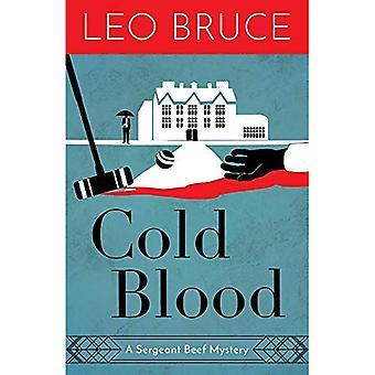 Sangue freddo: un sergente manzo mistero (sergente manzo)