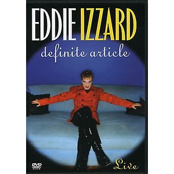 Eddie Izzard - Eddie Izzard: Definite Article [DVD] USA import