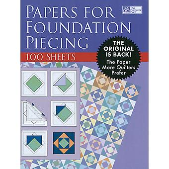 Foundation Paper-8.5