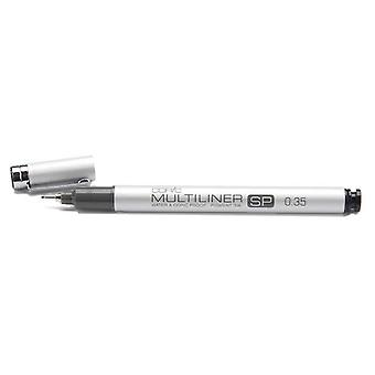 Copic Multiliner Sp Black Ink Marker 0.35 Tip Mlsp 035