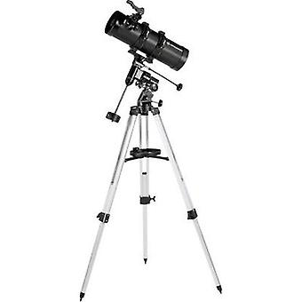 Reflecting telescope Bresser Optik Pluto 114/500 Equatorial Newton, Magnification 20 up to 375 x