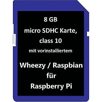 Operating system WHEEZY for Raspberry