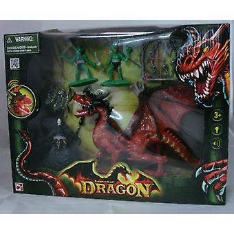 Chap Mei In September Dragons With Light And Movement (Toys , Action Figures , Dolls)