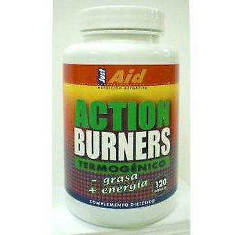 Just Aid Action Burners 120 Cap