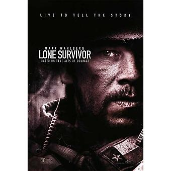Lone Survivor Movie Poster (11 x 17)