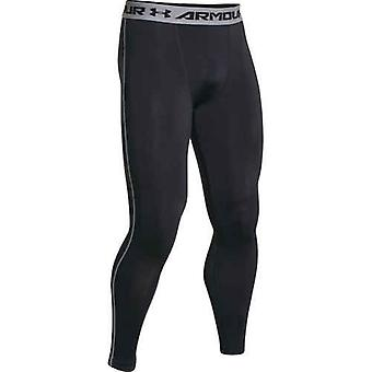 Color de la armadura de Under Armour Herren Kompressions-legging UA HeatGear®: negro