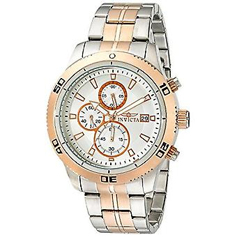 Invicta especialidad 17442 Display analógico cuarzo dos tono Watch de Men