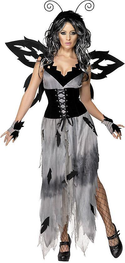 Smiffys Gothic Manor Sinister Forest Fairy Womens Costume Fancy Dress