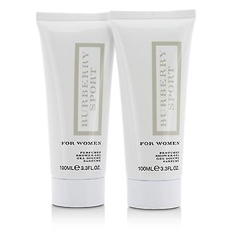 Burberry Sport for Woman Shower Gel Duo Pack 2x100ml/3.3oz