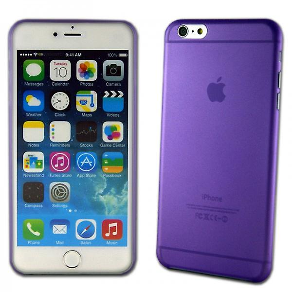 Hardcase glossy ultra thin 0.3 mm purple for Apple iPhone 6 plus 5.5