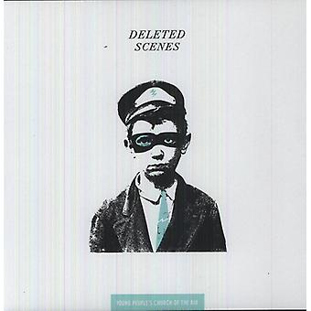 Slettede scener - Young People's Church of Air [Vinyl] USA importen