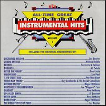 Bra Instrumental Hits - Vol. 1-bra Instrumental Hits [CD] USA import